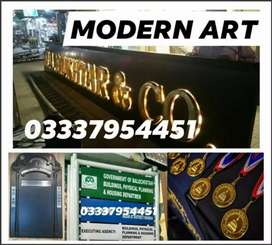 MODERN ART AND AUTO HOME DILEVERY