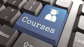 Any course which you want.