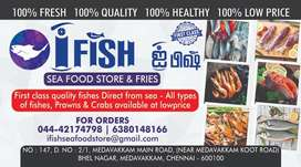 Fish Cutting Specialist (Urgent Requirement)