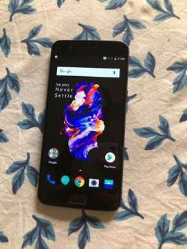 One plus 5 Model oneplus A5000