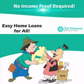 Home loan without income proof