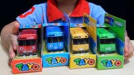 Mainan anak bus tayo
