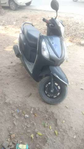 Nice condition full maintain no any problem in this scooty