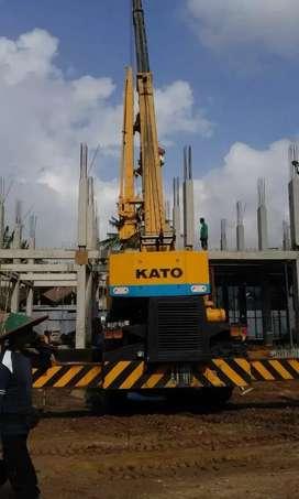 Dijual cepat crane 25 ton
