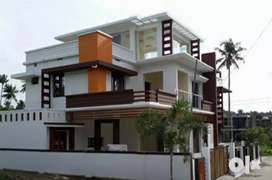 Ready to occupy 5 bhk 3000 sqft  villa at aluva very close to choondy