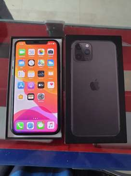 iPhone 11pro 64GB  with complete box and accessories