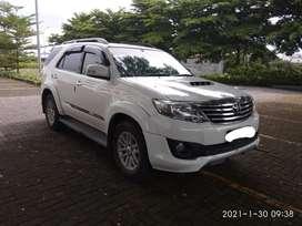 Dijual Toyota Fortuner Diesel 2010