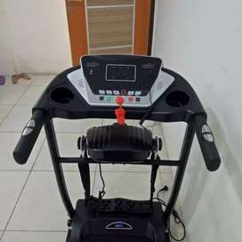 Treadmil treadmill elektrik MP3 murah original