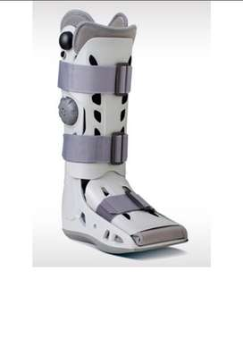 Foot cast (Aircast)