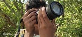 Camera man par day 1500
