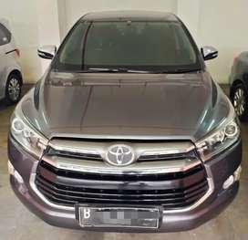 Type Q Matic Bensin Nama Pribadi Toyota Kijang Innova Reborn