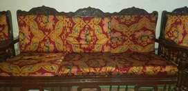 Used Sofa Set For Sell
