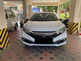 Honda Civic 2019 Diesel Well Maintained