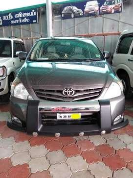 Toyota Innova 2.5 GX 7 STR, 2011, Diesel