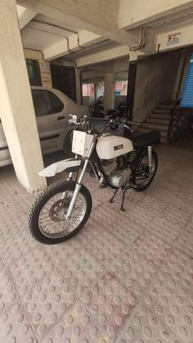 Rx 100 yamha