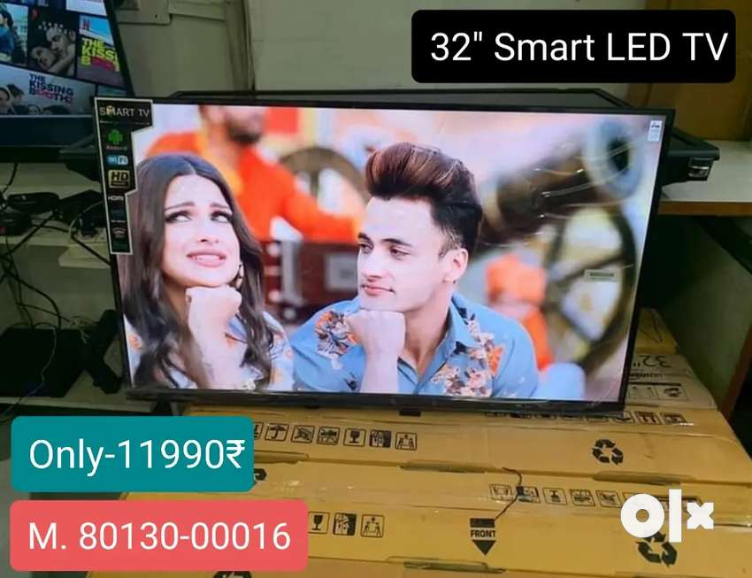 """32"""" Smart LED TV android"""