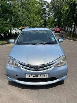 Toyota Etios Liva 2011-2012 GD, 2012, Petrol