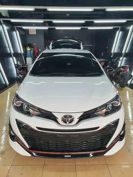 Dijual Toyota Yaris TRD tahun 2019