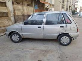 Suzuki mehran 1992 used Tyre New hai.Engine OK..