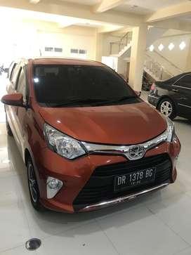 Toyota Calya G 2017 Manual Asli Plat DR Kota Mulus!!!