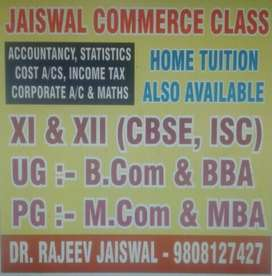 Jaiswal Commerce Classes