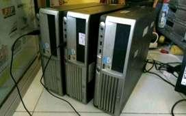 LGA 775 murah spek menggila merk HP mini slim body