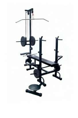 New 20 in 1 Bench Press Gym Set Exercise Workout