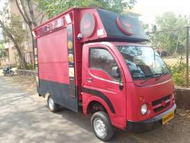 Tata Ace HT Modified Food Truck For Sell.