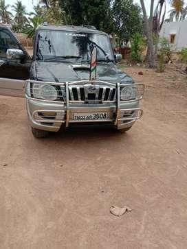Mahindra Scorpio 2011 Diesel Well Maintained