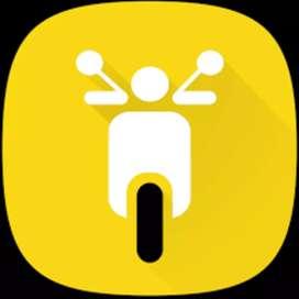 Ola bike OR rapido captions bike