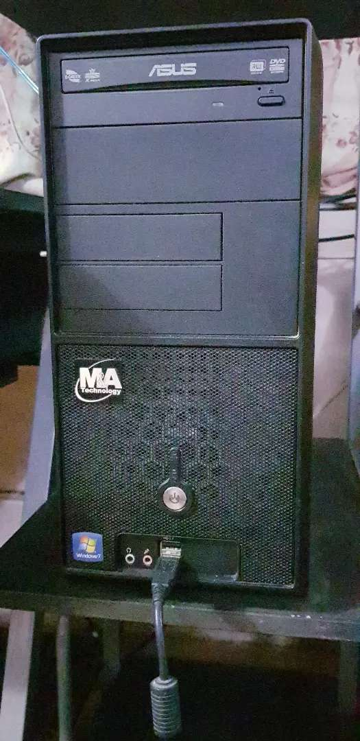 Core i3 with gtx 750ti 2gb and (8gb ram ddr 3 gaming pc 0