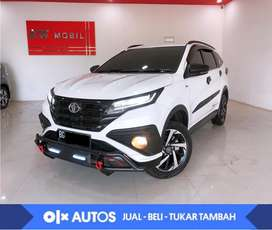 Toyota RUSH 1.5 TRD Sportivo MT 2019
