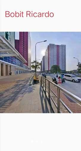 Apartemen Tipe Studio Unfurnished - Green Pramuka City