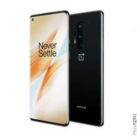 Oneplus 8 pro 6 month warranty available.