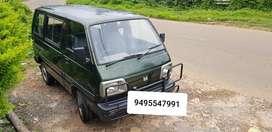 Maruti Suzuki Omni 8 STR BS-III, 1999, Petrol