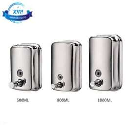 Wall Mounted Stainless Steel Soap & Sanitizer Dispenser 500mll