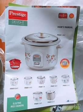 Prestige Electrical rice coocker 1.8L