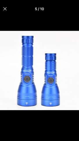 Senter Premium Astrolux FT03 Mini Biru