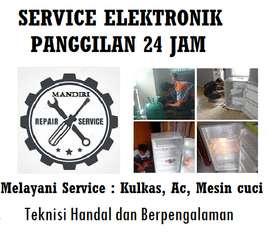 Service Kulkas error , Mesin cuci trouble , Ac Frezerbox tidak dingin