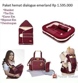 paket hemat dialogue emerland series.,
