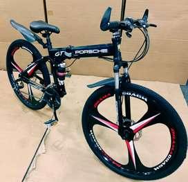 BMW ,PORSCHE,AUDI 21 GEAR FOLDABLE CYCLE