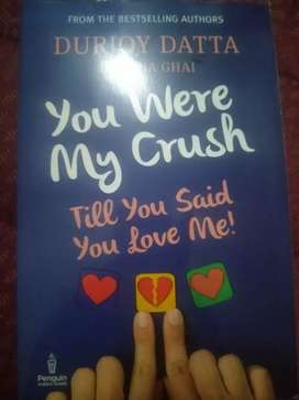 You were my crush ...by durjoy datta