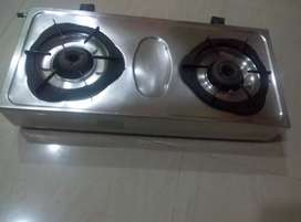 Gilma 2 burners gas stove (New)