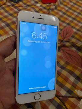 Prefect condition iphone 7 32GB except home button not working