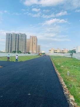 Residential Land sale in Padur