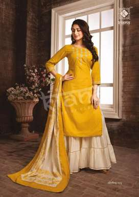 Designer master required for cutting and stitching