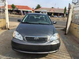 Toyota Corolla Gli 2005 Just have to pay 207000 20% monthly 16905