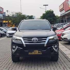 TDP 38 jt Toyota Fortuner VRZ at 2016