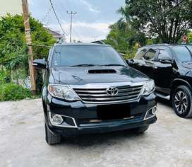 Fortuner G VNT Turbo 2013 / 2014 Mt Manual no trd at full orisinil