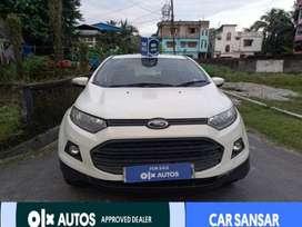 Ford Ecosport 1.5 Diesel Titanium, 2013, Diesel